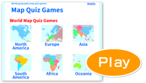 Map Quiz Games - MapQuiz